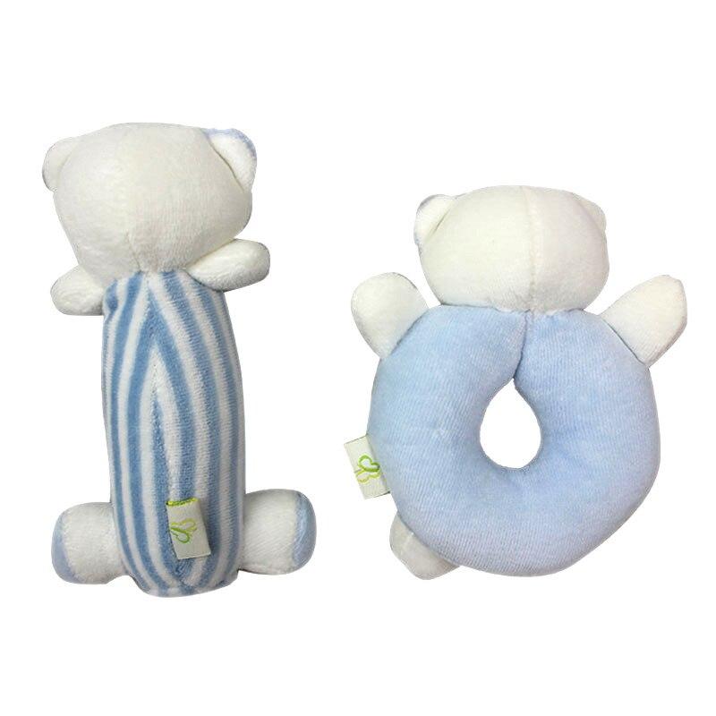 Հագուստի արջի մանկական զանգերը - Խաղալիքներ նորածինների համար - Լուսանկար 5