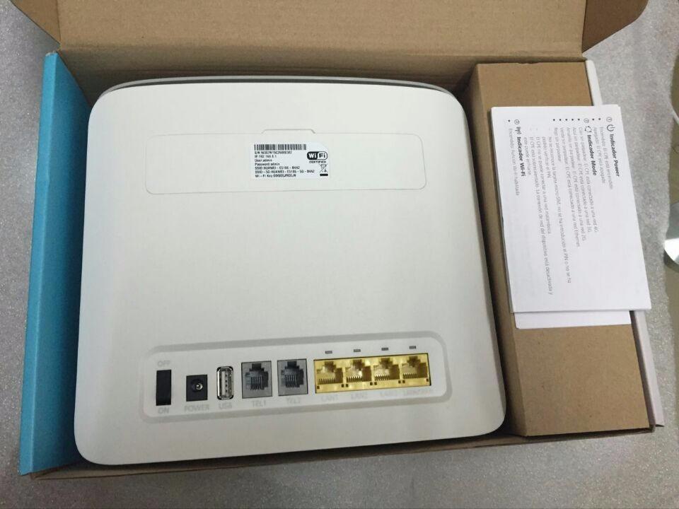 Prix pour Débloqué E5186 E5186S-22a 300 Mbps 4G Cat6 802.11ac LTE CPE pour Huawei