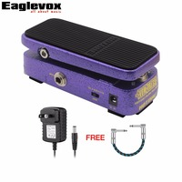 Hotone Vow Press Electric Guitar Effect Switchable Volume Wah Pedal