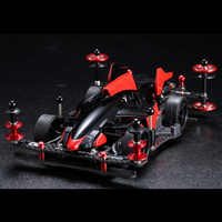 DASH MINI 4WD MA Exclusive Custom Models of Red Meteor Sprint 18641