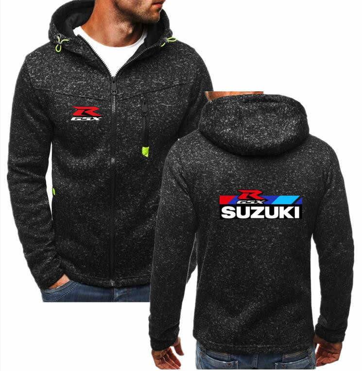 2019 SUZUKI GSX R gedrukt толстовка мужская Спортивная YAMAHA толстовки хип-хоп Herfst с капюшоном trui зима jassen