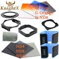 KnightX Й Камеры Фильтр Комплект для Canon 1100D 1200D 700D для Nikon D7100 D5200 D5300 D3300 D3200 для Cokin P 52 ММ 58 ММ 67 ММ 77 ММ