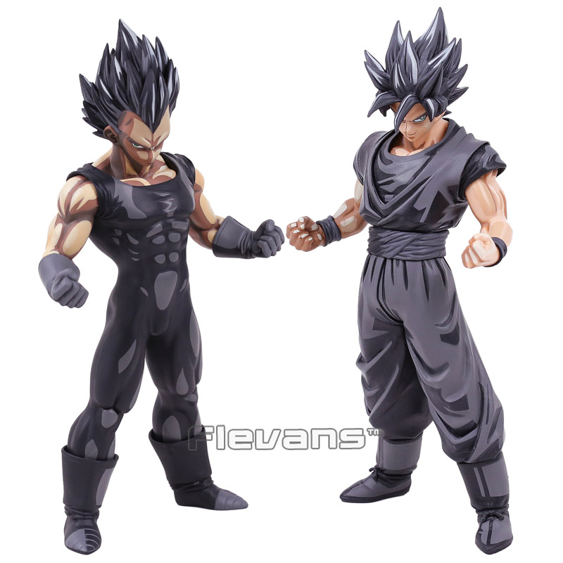 Dragon Ball Z MSP Master Stars Piece The Son Goku / Vegeta Chocolate ver. PVC Figure Collectible Model ToyDragon Ball Z MSP Master Stars Piece The Son Goku / Vegeta Chocolate ver. PVC Figure Collectible Model Toy