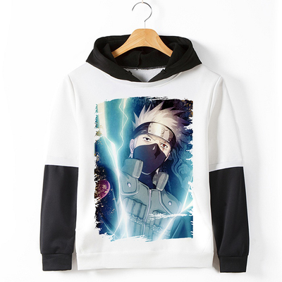 Hot anime Uzumaki Naruto hoodies men fitness hip-hop fleece tracksuits male harajuku sweatshirts fall winter casual hooded CM369