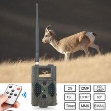 HC300M HC550M Hc 700g Săn Bắn Camera 12MP Tầm Nhìn Ban Đêm MMS GPRS Ảnh Bẫy 3G Đường Mòn Camera Thợ Săn Cam Appareil Ảnh CHASSE