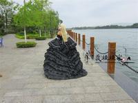 CHOBITS CHII ANIME COSPLAY LOLITA Cosplay COSTUME Black Dress Long Tail Dress