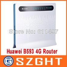 Huawei-routeur sans fil b593, B593s-22 150 mb/s 4G lte 3g CPE, mifi, réseau Mobile hotspot pk E5186 E5172 B315
