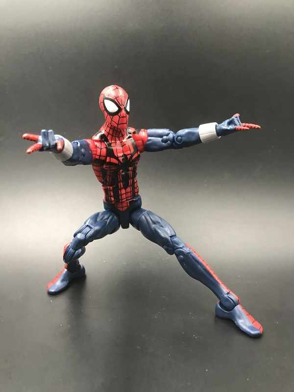 ca2ad31dfeea ... 6 inch action figure Marvel Legends Ben Riley Spiderman Collection  model doll toys, a birthday ...