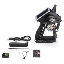 Flysky FS-iT4S 2.4GHz 4CH RC System Rc Boat And Car Transmitter with Receiver Set