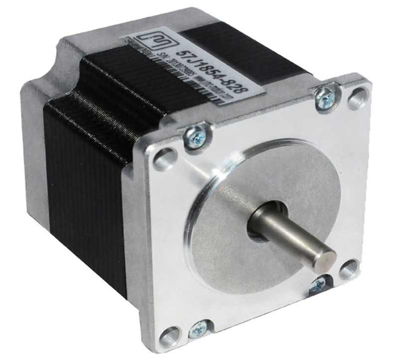Nema 23 2phase 0.9N.m 127ozf.in stepper Motor 57mm frame 6.35mm shaft 57J1854-828 JMC nema 23 3phase 1 5n m 212ozf in 5 8a stepper motor 57mm frame 8mm shaft 57j1276 658 jmc