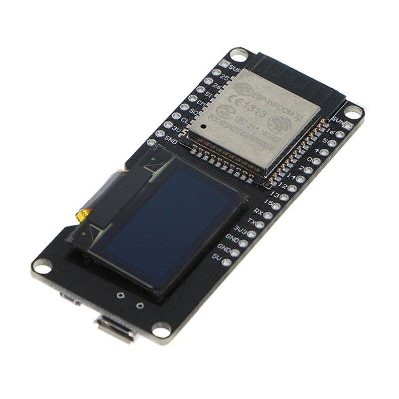ESP32 OLED Wemos WiFi Module + Bluetooth Double ESP-32 ESP-32S ESP8266 OLED Pour Arduino
