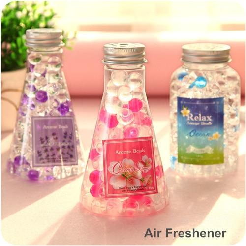 Bathroom Fresheners arome beads air freshener for home bathroom office aromatizador de