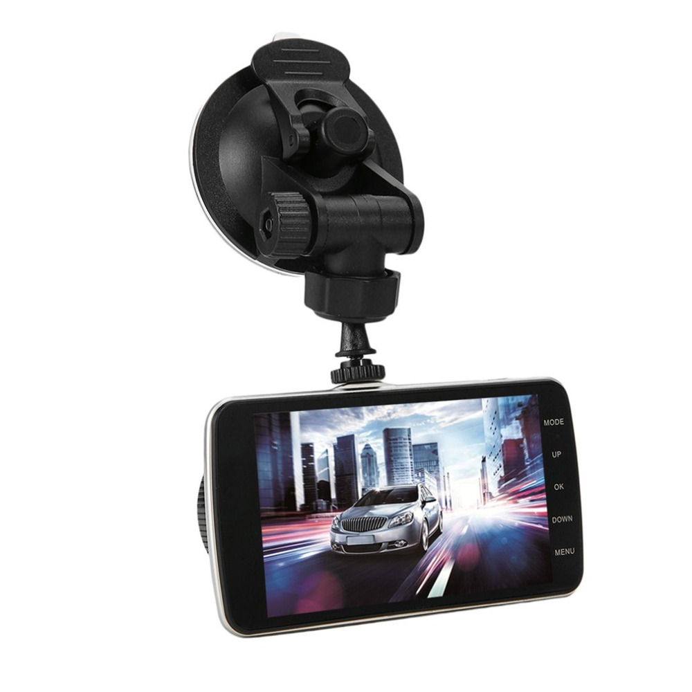 Blackview 2.31 Inch Display Dual Lens Car DVR Camera Video Recorder Dash Cam Support Infrared Night Vision New