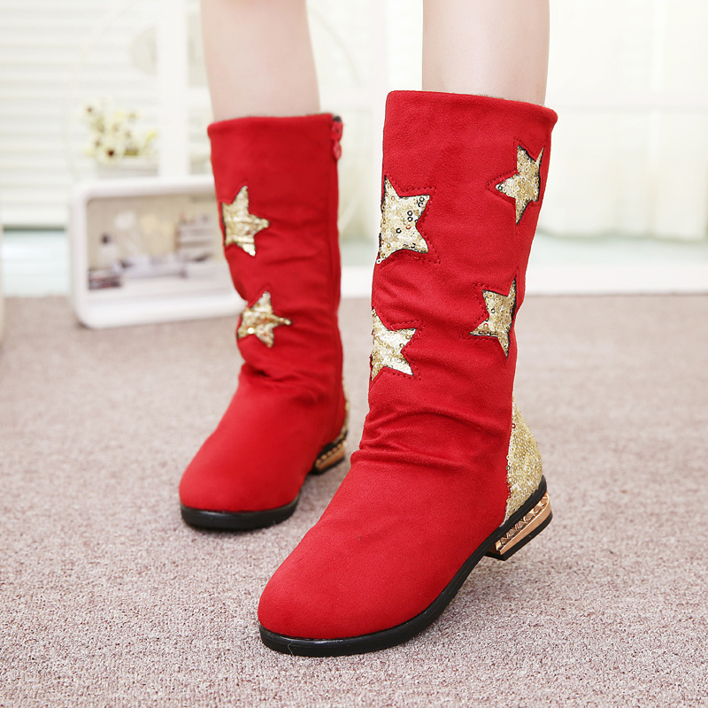 Online Get Cheap Kids Knee High Boots -Aliexpress.com | Alibaba Group