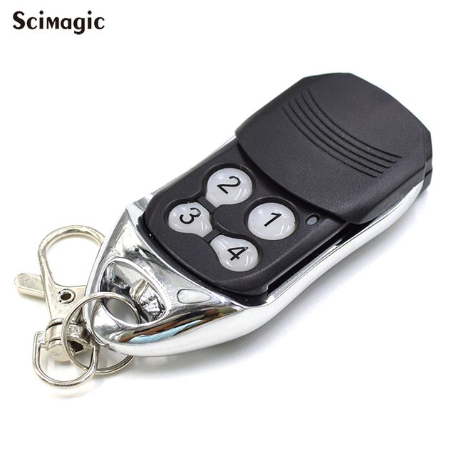 DITEC transmetteur de commande de garage 433mhz   Porte de garage, télécommande, code de roulement 433.92mhz, DITEC GOL4 BIXLG4 BIXLP2 BIXLS2