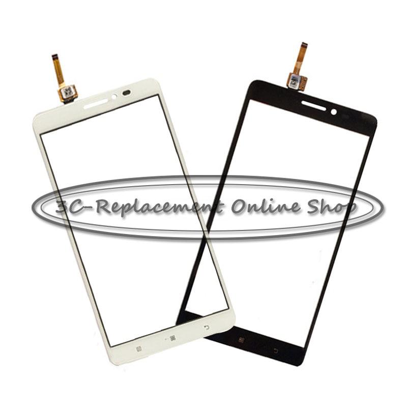 imágenes para 1 UNIDS Reemplazar Nuevo Blanco/Negro Pantalla Táctil Digitalizador Para lenovo nota 8 A936 pantalla Táctil + Seguimiento de Pedidos