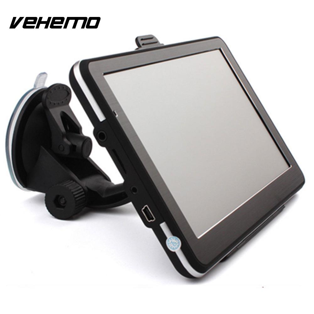 Vehemo MP4 MP3 Portable Multifunctional Vehicle