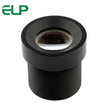 1pcs HD 6mm M12X0.5 lens50 degree angle CCTV usb camera Lens with lens mount for ELP USB Camera