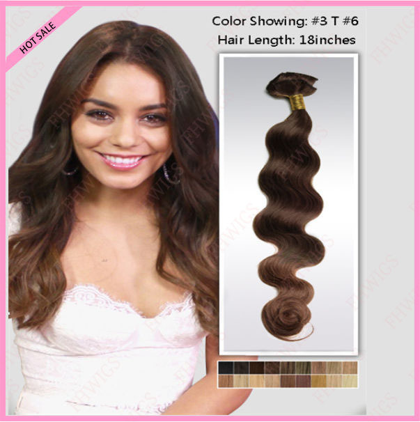 Brown ombre hair extensionstwo tone colored 3t6 3 bundles brown ombre hair extensionstwo tone colored 3t6 3 pmusecretfo Image collections