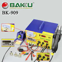 700W BAKU BK 909S SMD hot air desolder station power supply 3 in 1 machine with USB connector Video Streaming Service