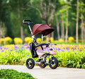Dobrável bicicleta crianças triciclo carrinho de bebê bicicleta carrinho de presentes para as crianças