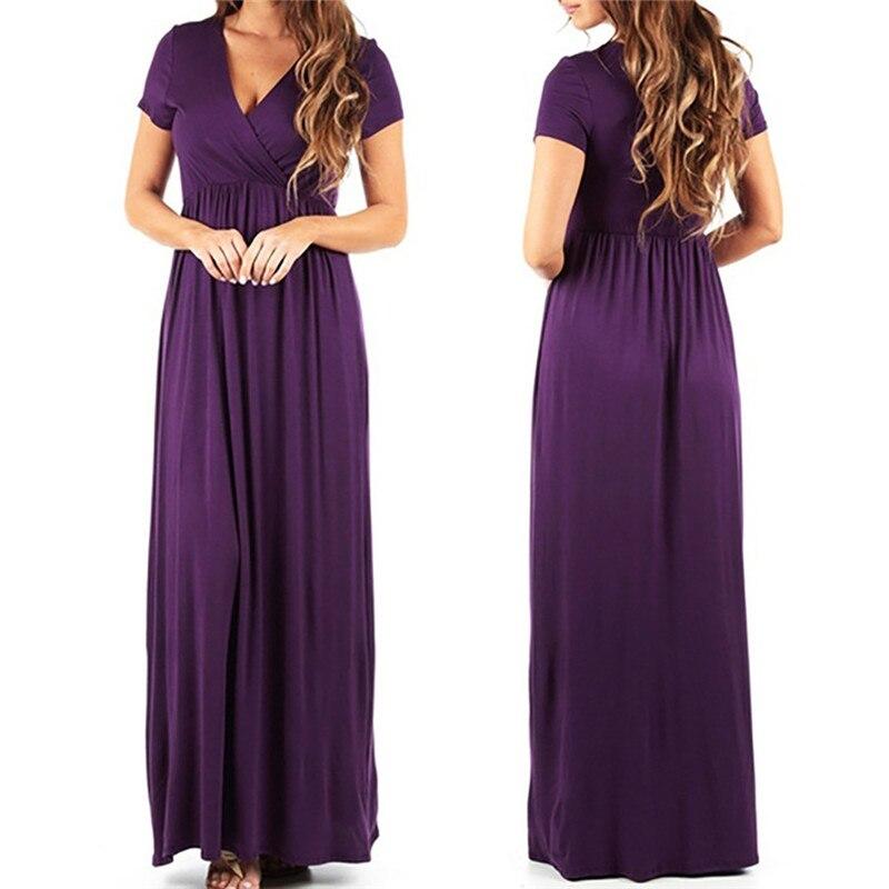 Summer Long Dress Large Size S-5XL Casual Boho Beach Dress Tunic Maxi Dress Women Evening Party Dress Sundress Vestidos de festa