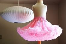 Tutu Women Midi Skirts New 2016 Summer Style Tutu Elastic Saia Midi Female Party Dance Adult Skirt Extra Fluffy Tulle Skirt