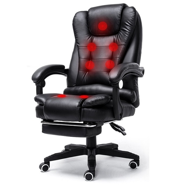 furniture stool cadir oficina bureau meuble boss massage taburete leather computer cadeira poltrona silla gaming office