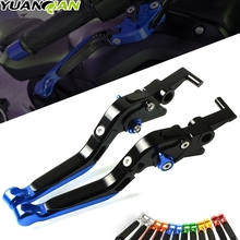 Motorcycle Folding Adjustable Brake Clutch Levers For SUZUKI Bandit GSF600S GSF 600S GSF600 S 600 250 1996-2004