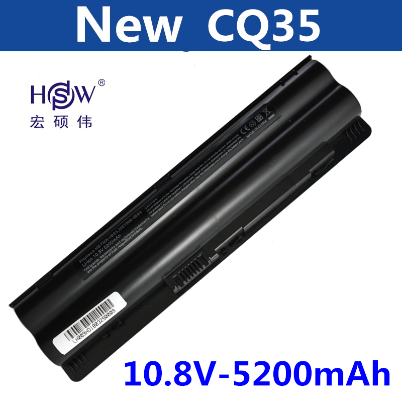 HSW rechargeable laptop battery for HP Pavilion DV3 for Compaq Presario CQ35,CQ36 HSTNN-XB93,HSTNN-XB94,NU089AA,NU090AA#ABB,RT09 free shipping n133b6 l02 ltn133at17 lp133wh1 tla1 b133xw02 for hp cq32 cq35 cq36 cq325 lenovo z360 g360 cq35 laptop lcd screen