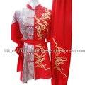 Chinese wushu uniform Kungfu clothing Martial arts suit changquan clothes taolu outfit for men women children girl boy kids