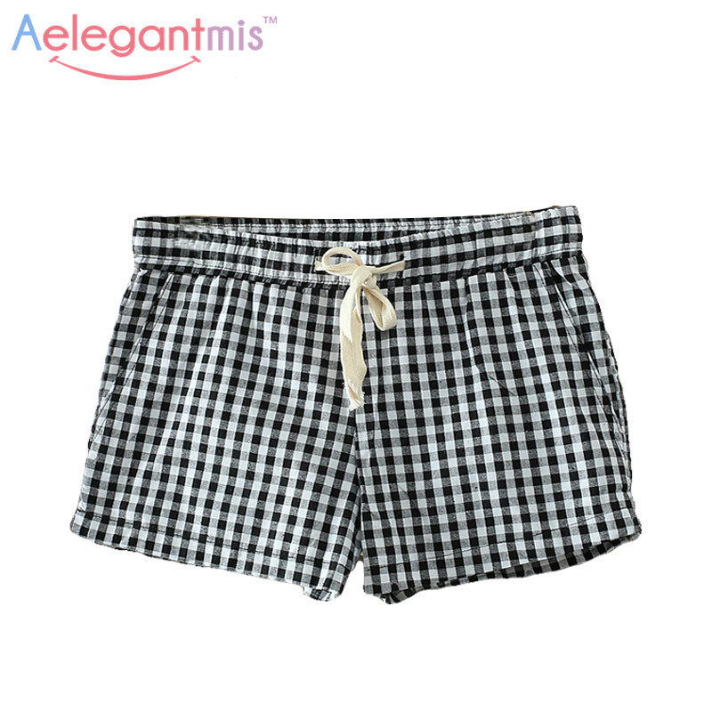 Online Get Cheap Womens Plaid Shorts -Aliexpress.com | Alibaba Group