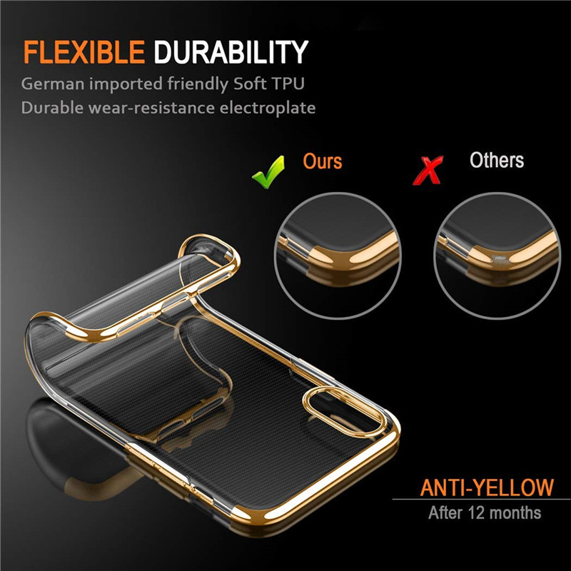 TPU Case For iPhone XS Max (5)