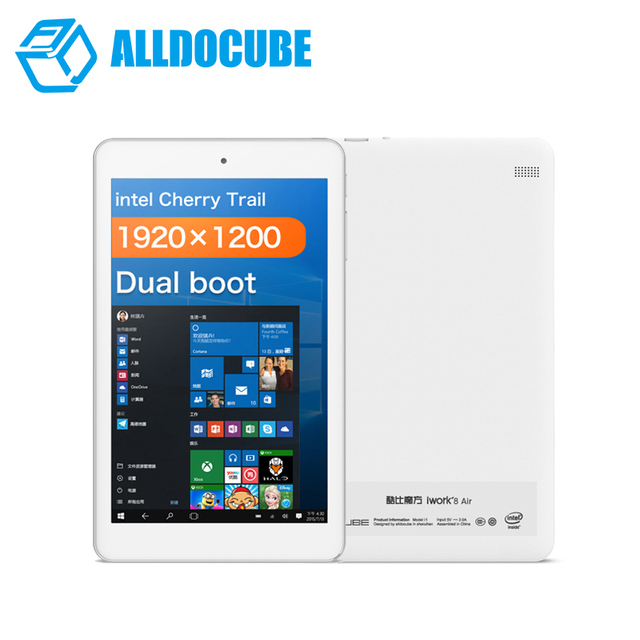 Cube iWork 8 Air Specifications, Price Compare, Features, Review