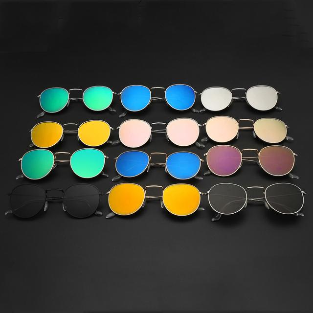 Gafas de sol ovales para mujer