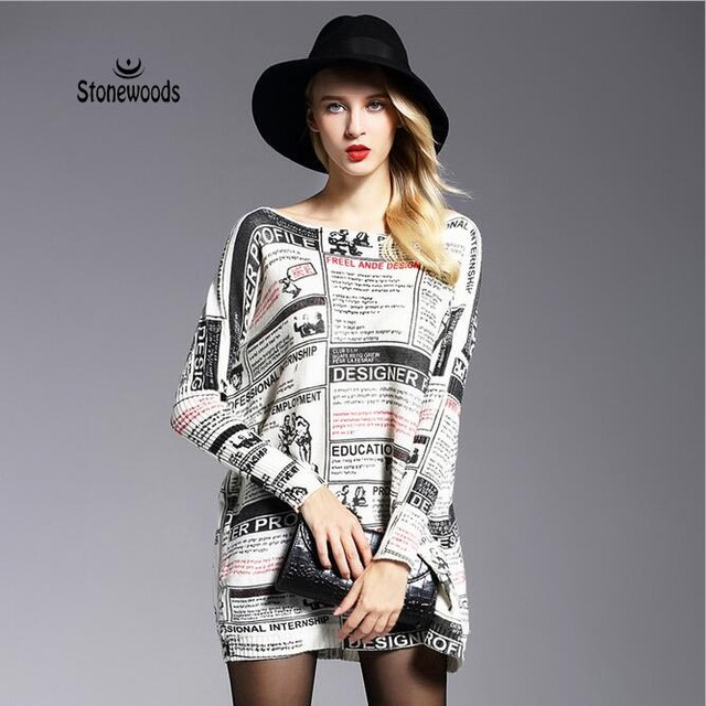 Pullover Sweater Unif Korean Women Plus Size Knit Sweaters And