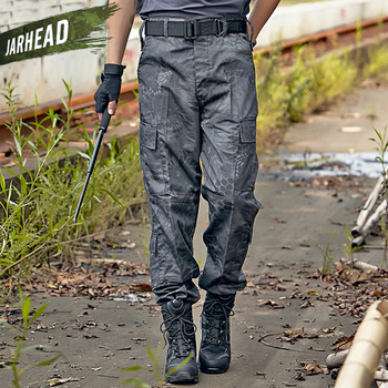 Army Fans Outdoor Tactical Camouflage Pants Military Overalls Men Sports Trousers Hunting Climbing Hiking Pants фото