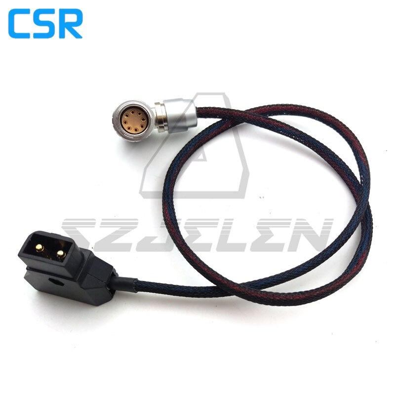 Камеры ARRI ALEXA мини кабель питания, 8 контактный разъем для D TAP, Применение марли провода, больше света 0,5 м