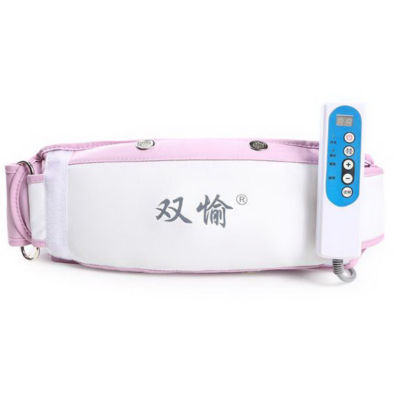 230817/Massage machine/slimming belt/lazy weight loss belly/female abdominal fat burning essential oil thin waist vibration upgrade shook the power plate slimming belt fat burning x 5 times vibration massage abdomen reduce weight thin belt