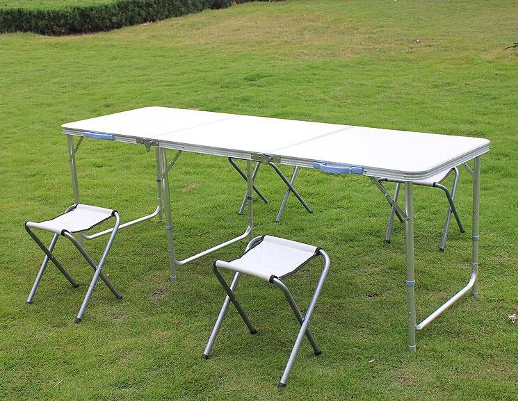 New 1.8 meters outdoor folding table portable folding table householdNew 1.8 meters outdoor folding table portable folding table household