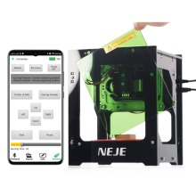 Free shipping NEJE new 2500mw 445~450nm wood metal laser engraver cutter cutting machine DIY