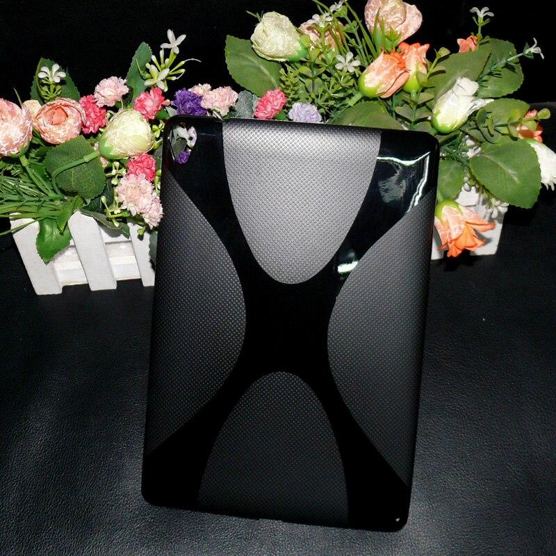 X Line Design Soft TPU Gel Silicon Case For Google Nexus 9 Ultra Thin Rubber Back Cover For Nexus 9 Shell Fundas Capa
