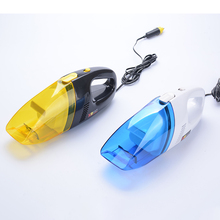 XINYIBANG Mini 65W 12V Car Vacuum Cleaner Wet And Dry Portable Car Handheld Cyclonic  For Auto Cigarette Lighter