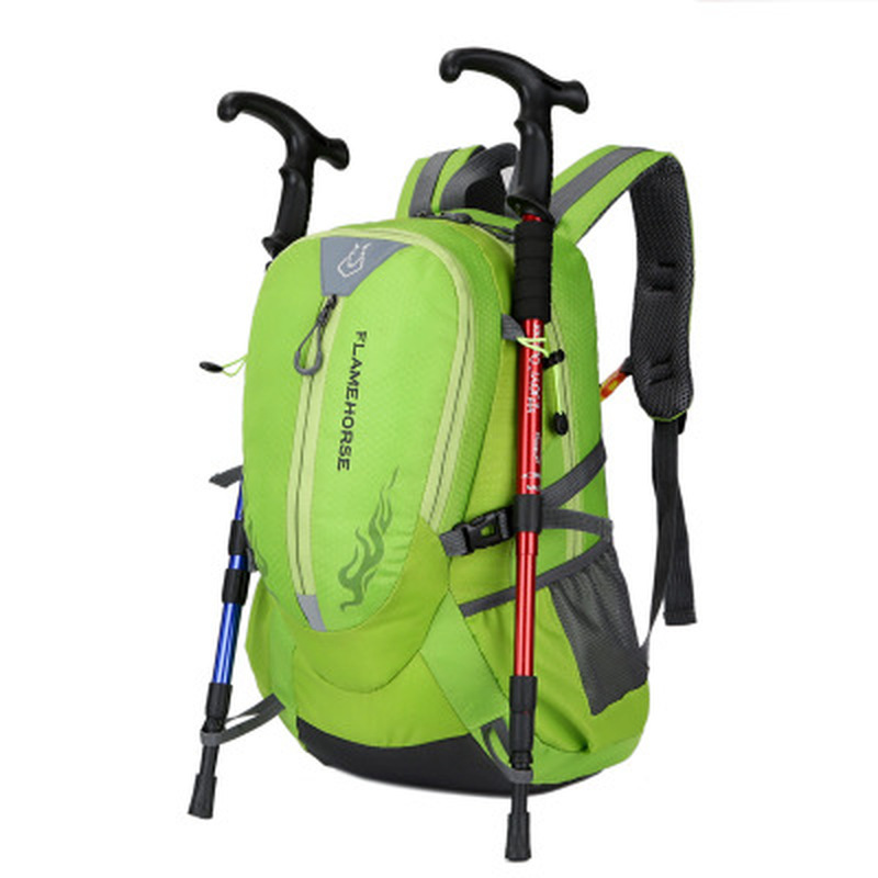 2018 Waterproof Outdoor Hiking Bag,Tourist Travel Mountain Backpack,Hiking Camping Climbing Sport Bags blog flashlight outdoor 5led pocket strong waterproof 8 hours to illuminate mountain climbing camping p004
