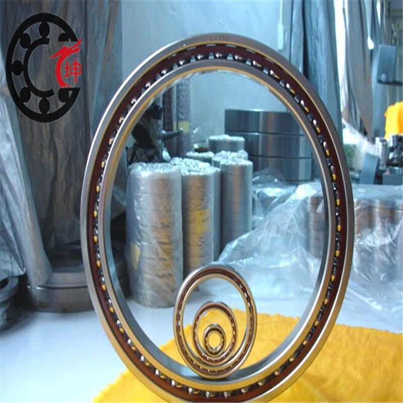 KG055AR0/KG055CP0/KG055XP0 Thin-section bearings (5.5x7.5x1 in)(139.7x190.5x25.4 mm) CNC machine tool bearings Open Type 1pcs 71822 71822cd p4 7822 110x140x16 mochu thin walled miniature angular contact bearings speed spindle bearings cnc abec 7