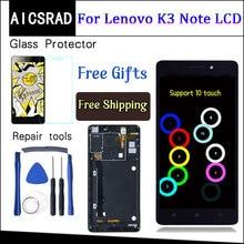Q & Y QYJOY 5.5 inch עבור Lenovo K50 T5 K3 הערה LCD מכלול תצוגת מסך מגע Digitizer החלפת כלים חינם