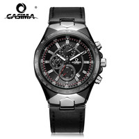CASIMA Men S Watch Sports Watches Multifunctional Quartz Watch Fashion Men Watches Stainless Steel