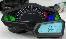 High-end Z250 model original instrument panel / six show / water temperature display high-grade motorcycle instrument parts