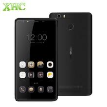 LEAGOO Requin 1 16 GB LTE 4G D'empreintes Digitales Touch ID 6300 mAh Batterie 6.0 »Andriod 5.1 MTK6753 Octa Core 1.3 GHz RAM 3 GB Smartphone