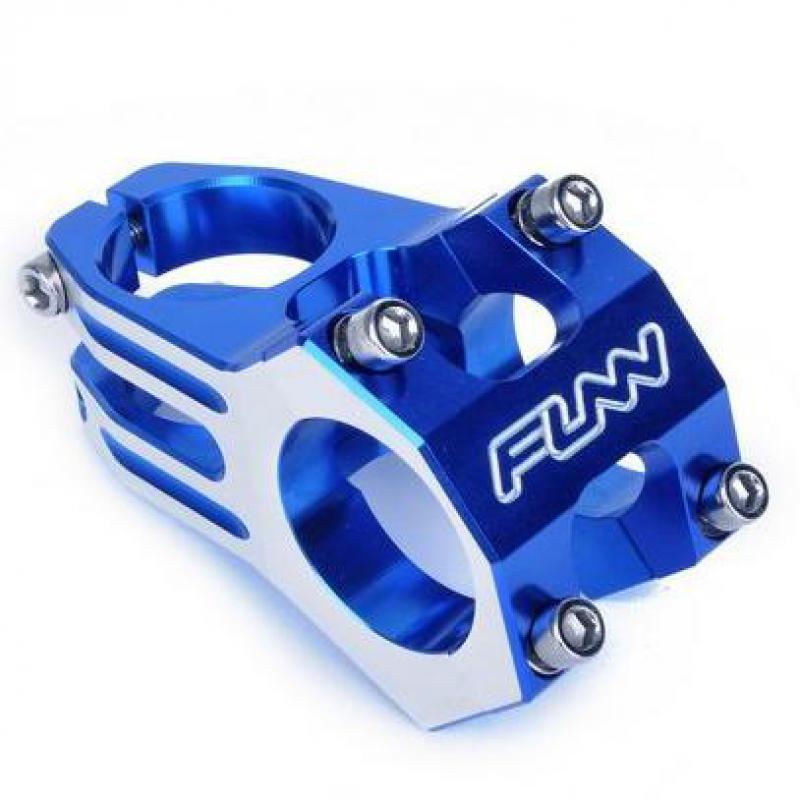 FUNN FUNNDURO High Quality 31.8 AM XC Bike Stems 45mm Length 28.6mm Aluminum Ultra Light Bicycle Stem - 3